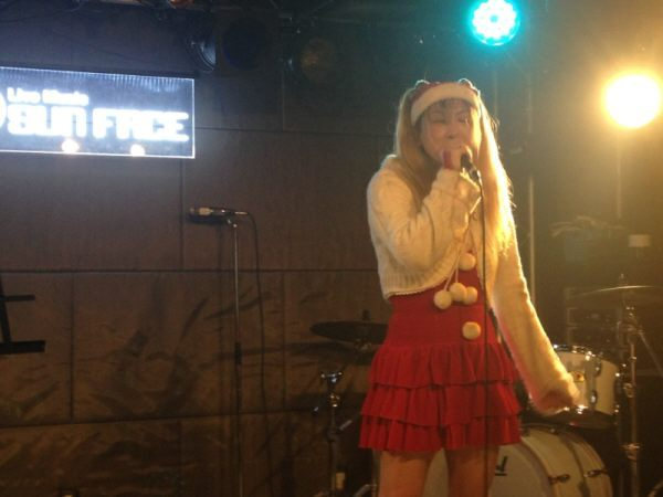12月17日魅邑のクリスマスLive(*'-')b