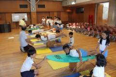 ドジ井坂 プライベート画像 平和学園小学校のサーフィン体験