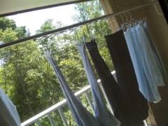 小山田みずき 公式ブログ/洗濯日和 画像1