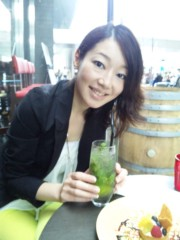小山田みずき 公式ブログ/花火パーティー 画像1