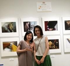 松本さやか 公式ブログ/写真展最終日。 画像1