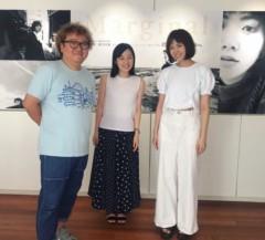 松本さやか 公式ブログ/藤田一郎先生の写真展へ… 画像1