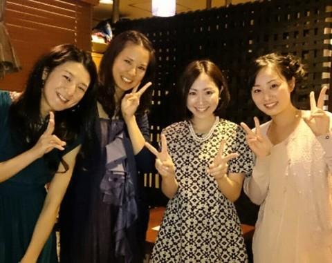 c02578e66b812 松本さやか 公式ブログ 結婚式二次会へ! 画像1 ...