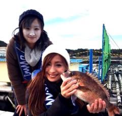 松本さやか 公式ブログ/釣りはじめますグランプリ後編! 画像1