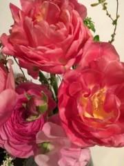 松本さやか 公式ブログ/お花が 画像1