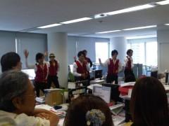 純烈 公式ブログ/関西ウォーカー編集部に純烈参上!!! 画像1