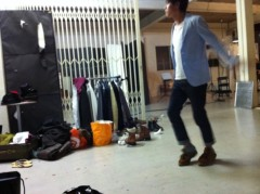 純烈 公式ブログ/ ユースケは、踊っています。(=´∀`)人(´∀`=) 画像1