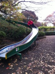 純烈 公式ブログ/公園で。 画像1