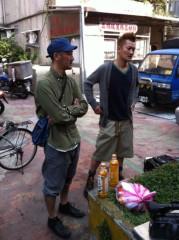 純烈 公式ブログ/台湾ロケの3枚 画像1
