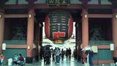 純烈 公式ブログ/銀座線各駅お散歩〜浅草 画像2