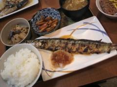 純烈 公式ブログ/秋刀魚 画像1