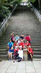 武藤正人 公式ブログ/お台場リレー&大阪マラソン 画像2