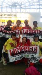 武藤正人 公式ブログ/大阪マラソン2014 画像3