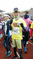 武藤正人 公式ブログ/【週末マラソン2連発】 〜第一弾 京都マラソン〜 画像1