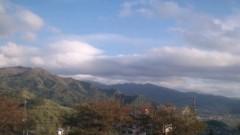 芹澤みづき 公式ブログ/まさに蒼い山脈。 画像1