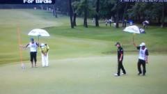 芹澤みづき 公式ブログ/ゴルファー達は雨ニモ負ケズ。 画像2
