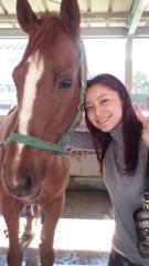 芹澤みづき 公式ブログ/乗馬@オリンピッククラブ。 画像1