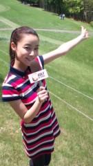 芹澤みづき 公式ブログ/日本ゴルフツアー選手権ロケ!。 画像2