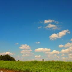 石田晃久 公式ブログ/青空ひとりきり 画像1
