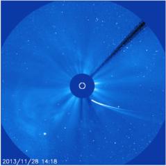 石田晃久 公式ブログ/アイソン彗星 画像1