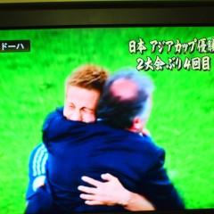 石田晃久 公式ブログ/アジアカップ決勝 日本優勝 画像3