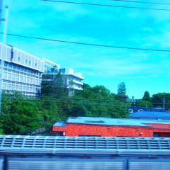 石田晃久 公式ブログ/通勤風景 画像1