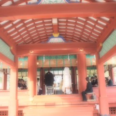 石田晃久 公式ブログ/八幡宮 画像3