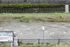 石田晃久 公式ブログ/水位上昇なう 画像1