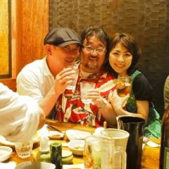 石田晃久 公式ブログ/飲み会なう 画像1