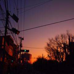 石田晃久 公式ブログ/世田谷通り 画像1