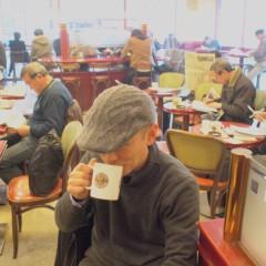 石田晃久 公式ブログ/水道橋 日曜のカフェ 画像2