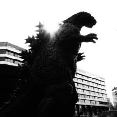 石田晃久 公式ブログ/ゴジラ 画像1