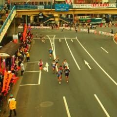 石田晃久 公式ブログ/東京マラソンみえた 画像2