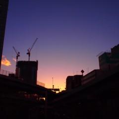石田晃久 公式ブログ/1駅歩いた 画像3