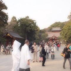 石田晃久 公式ブログ/八幡宮 画像2