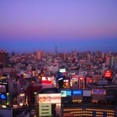 石田晃久 公式ブログ/月が出た 画像1