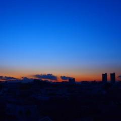 石田晃久 公式ブログ/日が暮れました 画像2