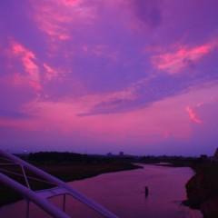 石田晃久 公式ブログ/お天気が続きました 画像1