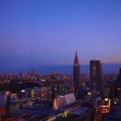 石田晃久 公式ブログ/月が出た 画像2