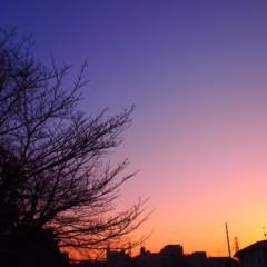 石田晃久 公式ブログ/晴れたね〜 画像1