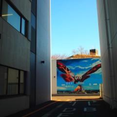 石田晃久 公式ブログ/近所の撮影現場 画像1