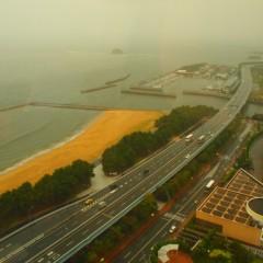 石田晃久 公式ブログ/雨の福岡 画像1