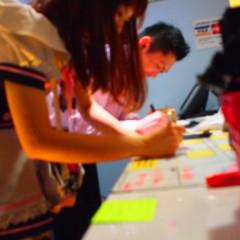 石田晃久 公式ブログ/AKBカフェもにぎわっていました。 画像3