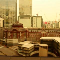 石田晃久 公式ブログ/東京駅でお見送り 画像2