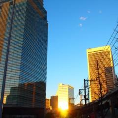 石田晃久 公式ブログ/1駅歩いた 画像1