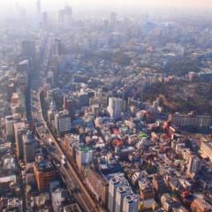 石田晃久 公式ブログ/49階からの景色 画像1
