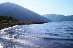 石田晃久 公式ブログ/湖 画像1