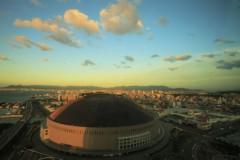 石田晃久 公式ブログ/夕陽の福岡ドーム 画像2