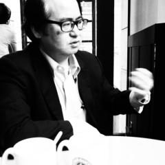 石田晃久 公式ブログ/お茶しました 画像1