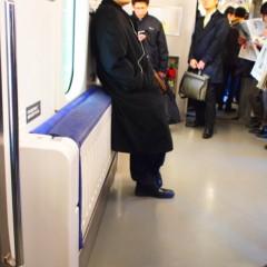 石田晃久 公式ブログ/イスなし電車 画像1